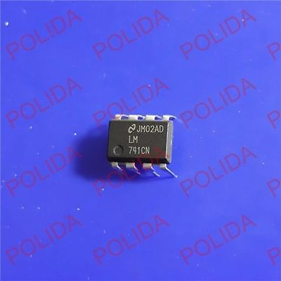 10pcs Op Amp Ic Nscfairchild Dip-8 Lm741cn Lm741cnnopb