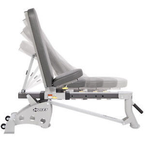 Hoist HF4167 Adjustable Fold Up Bench Flat to Incline - 2 Avail