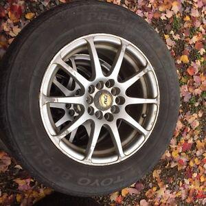 Mags rims pneus tires