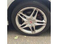 "Honda Accord Type R Alloy Wheels 17"""