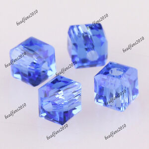 5600 4mm 100pcs Square For Swarovski Crystal Beads Make  Bracelets&Necklace Pick