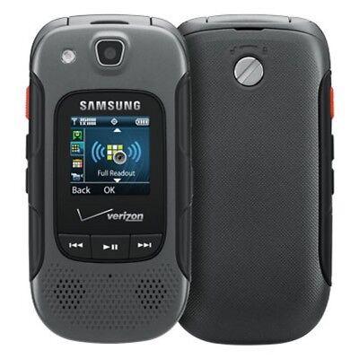 NEW Samsung Convoy 3 SCH-U680 (Verizon) Page Plus Rugged Flip Camera Cell Phone