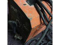 Welder welding machine sprint rods mask