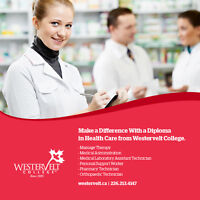 Prepare to Make a Difference in the World of Healthcare