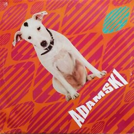 Adamski – Killer: House, Techno 12'' Vinyl