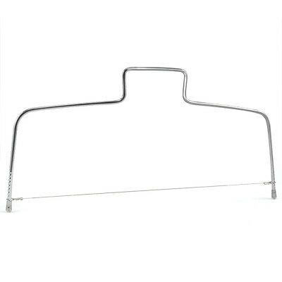 Cake Slicer Cutter & Levelling Adjustable wire Saw blade Leveller Birthday LW
