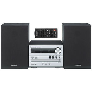 Panasonic SC-PM250GN-S Micro System with Bluetooth