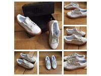 Puma Creepers Rihanna Trainers Sneakers Shoes Footwear Girls Females Women Ladies