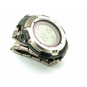 Casio slim titanium pathfinder watch paw1300t fishing for Casio pathfinder fishing watch
