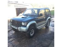 Mitsubishi pajero 2.8 project spares or repair