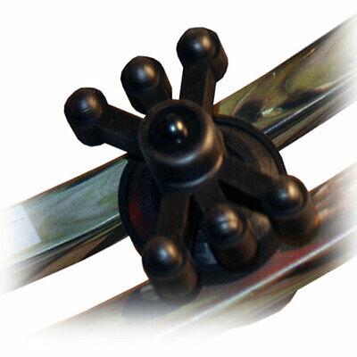 BowJax RizrJax Dampeners 1Pair Black