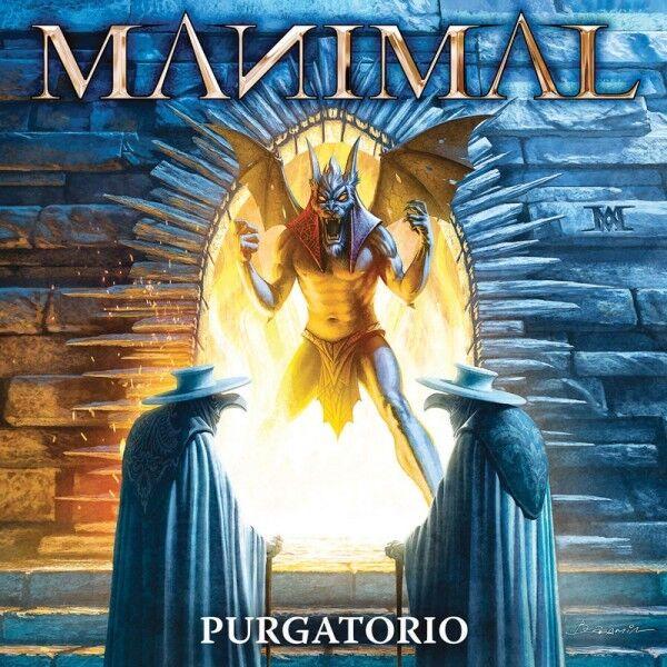 MANIMAL - Purgatorio - Digipak-CD - 884860222723