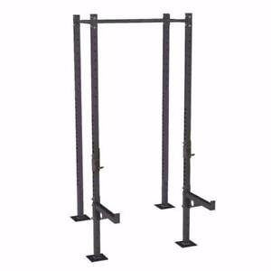 NEW CAGE Setup / SINGLE CELL RIG, Squat Rack, Bench Press, 75x75