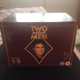 Two and a Half Men box set - £10.00