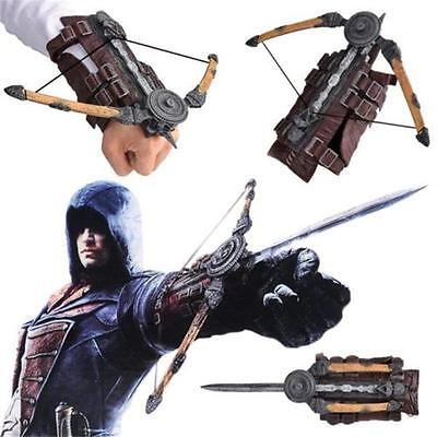 Assassin's Creed Hidden Blade Unity Arno Phantom Crossbow Replica Game Cosplay G