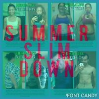 SUMMER SLIM DOWN CHALLENGE