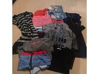 Bundles of children's /women clothes size 8