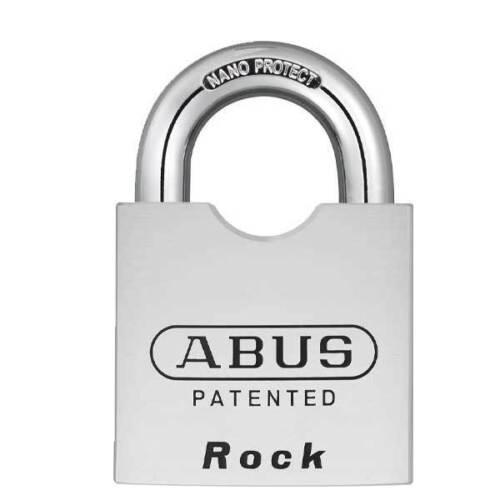 Abus - 83/80-3000 - The Rock 83 - Hardened Steel Padlock - S2 - Schlage C-L - 5