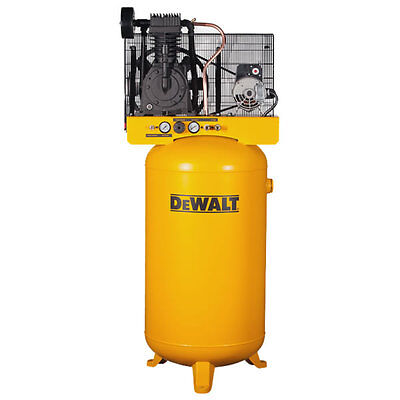 DeWalt 5-HP 80-Gallon Two-Stage Air Compressor (230V 1-Phase)