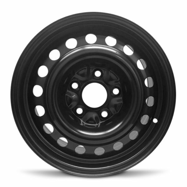 DRW 16 Inch 6 Lug New Steel Wheel Rim Road Ready Replacement For Ford F350 85-97
