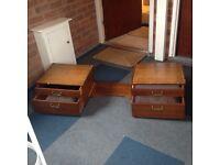 Vintage G-plan dressing table
