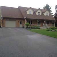 Large family home - 45 minutes to Guelph