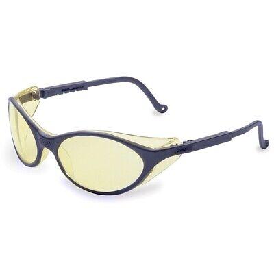S1621 Uvex Bandit Safety Glasses Amber Lens Glasses