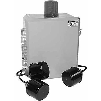 Zoeller 10-1041 - Electrical Alternator Duplex Control Panel W Alarm 115v 1p...