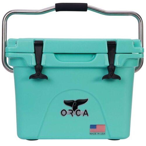 Orca 20qt Seafoam Cooler - Lifetime Warranty ** NEW ** SEAFO