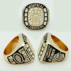 1945 Montreal Canadiens Championship RING SIZE 10.75