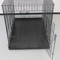 Cage à chien grandeur moyenne ( lasa, pug, épagneul etc..)