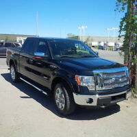 2012 Ford F-150 Lariat Pickup Truck ECO BOOST