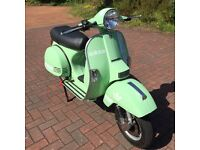 LML Star Vespa style Automatic 125cc scooter