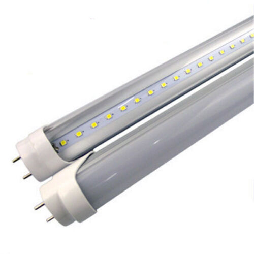 4 X Utilitech Four T8 Fluorescent Bulb: 4x 1/1.5FT T8 Led Fluorescent Replacement Tube Light Bulb