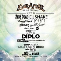 Ever After Music Festival -Pair of 2 Day Passes!