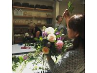 Gift Voucher - One Day flower arranging course at The Covent Garden Acacdemy of Flowers, London