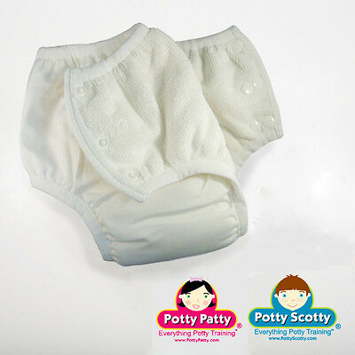 - Night Time Training Pants by Potty Scotty/Patty Size 6-8