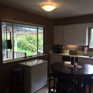 Airbnb private room for rent 5 bedroom house north van North Shore Greater Vancouver Area image 2
