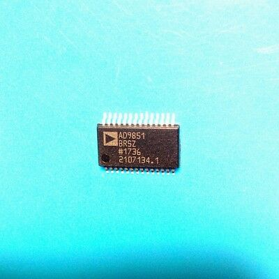 1pcs Dds Synthesizer Ic Analog Devices Ssop-28 Ad9851brs Ad9851brsz Ad9851