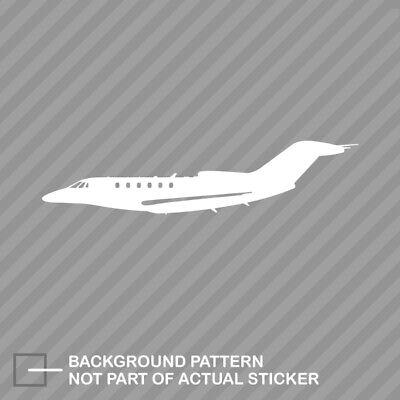 Cessna Citation X Jet Sticker Decal Vinyl business ()