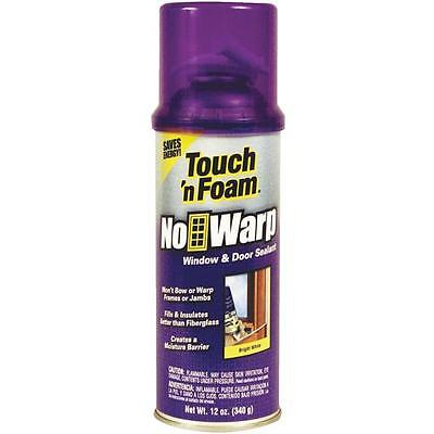 3 Pk Touch N Foam 12 Oz Window Door Insulating Foam Sealant 4001044000