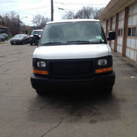 2007 GMC savana 3500,  EXTENTED Van   6.0L EXTENTED Windsor Region Ontario Preview