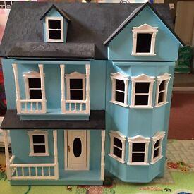 Victorian dolls house