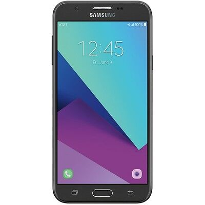 Samsung Galaxy J7 4G LTE SM-J727A 16GB - Black AT&T GSM Phone - Unlocked