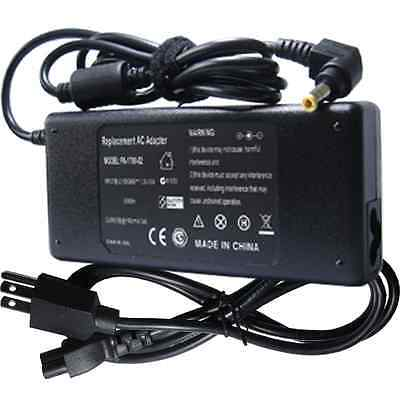 Lot 3 Ac Adapter Charger For Hp/compaq Gateway M1634 T-63...