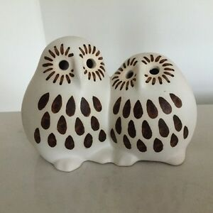 Strawberry Hill Twin Owls
