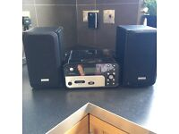 Stereo / cd player / usb / dock / iPod / iPhone / sd / CD player / stereo system / radio