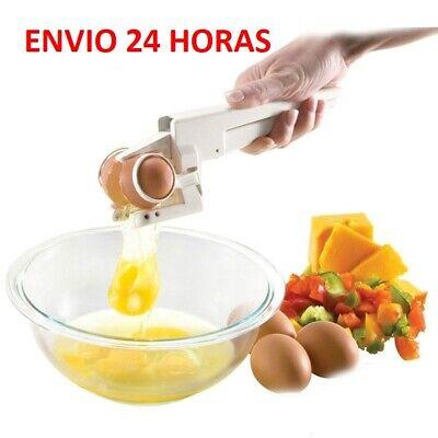 Separador Huevo Clara Yema para cocina tartas tortillas merengue Envio 24h