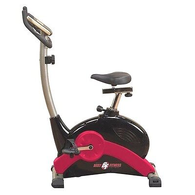 Body Solid Best Fitness UPRIGHT BIKE Indoor Gym Cardio Workout ExerCycle,