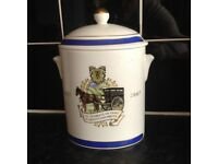 Ringtons centenary tea caddy